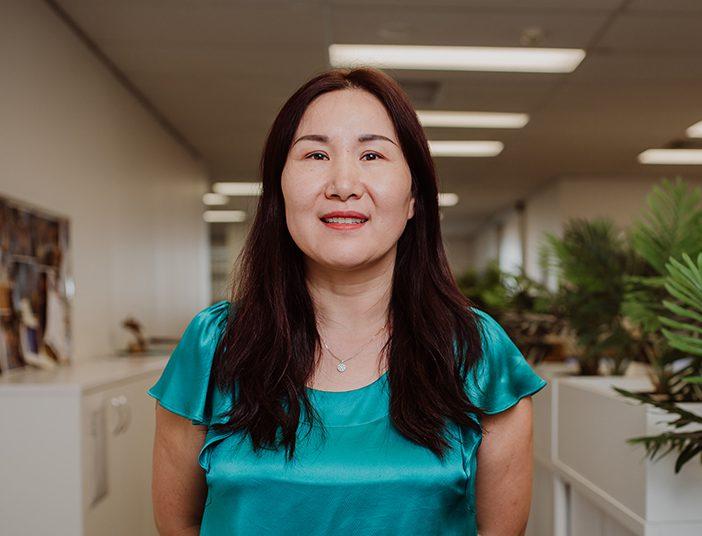 Julie Zhu Trilford