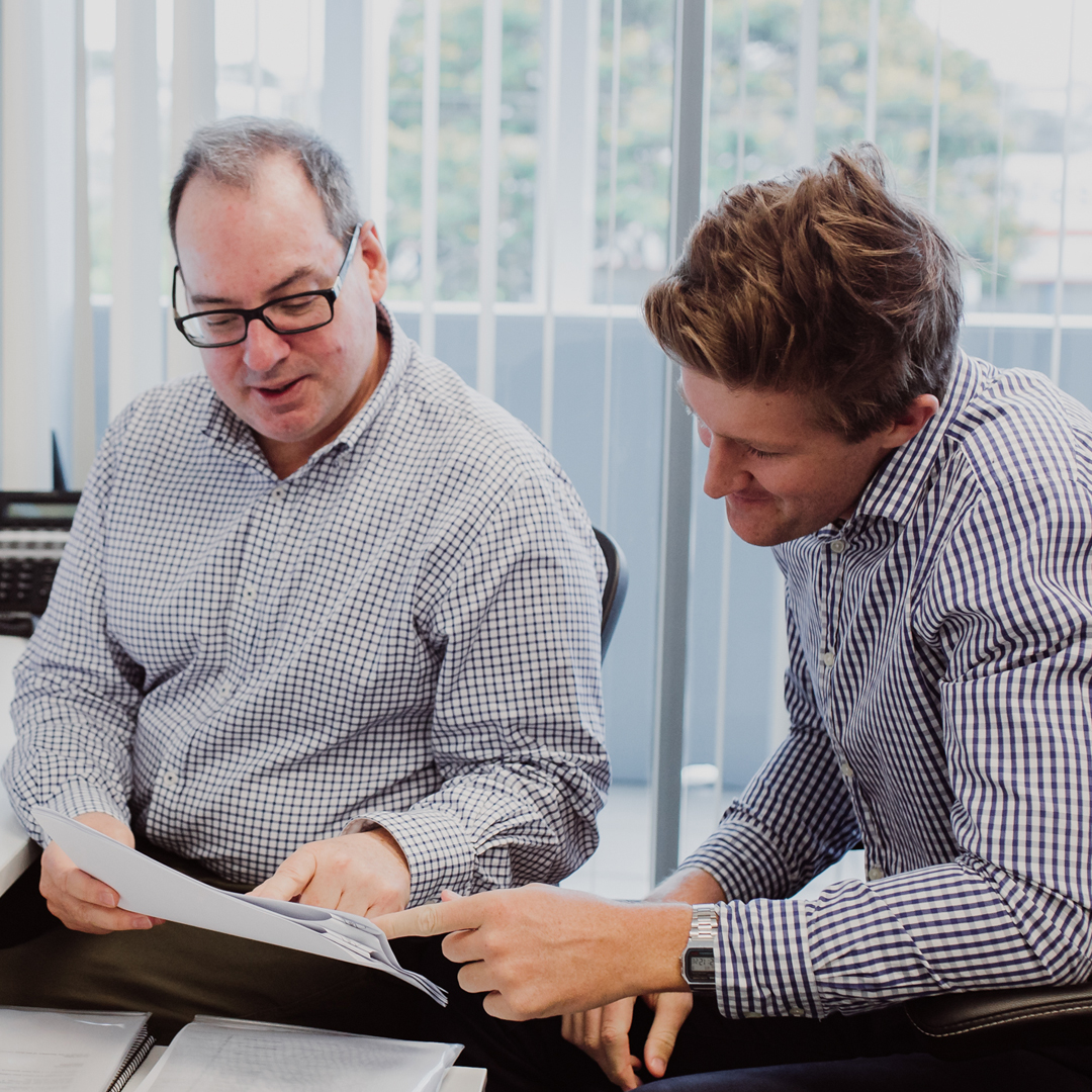 BCsystems Strata Managers working together