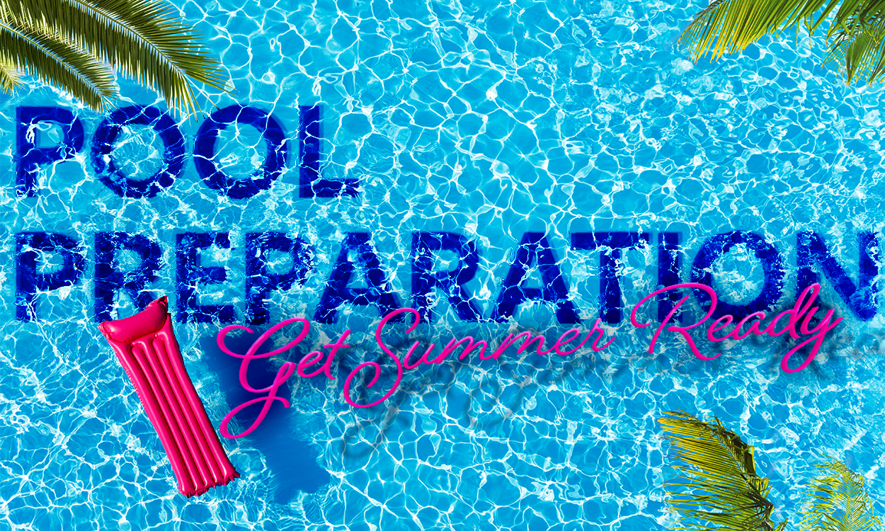 Pool preparation for body corporate schemes